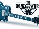 """Epiphone Joe Perry """"Boneyard"""" Les Paul"""