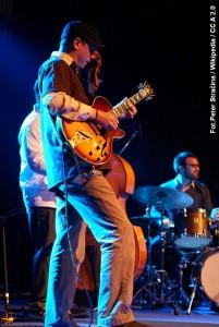 Kurt Rosenwinkel - gitara elektryczna