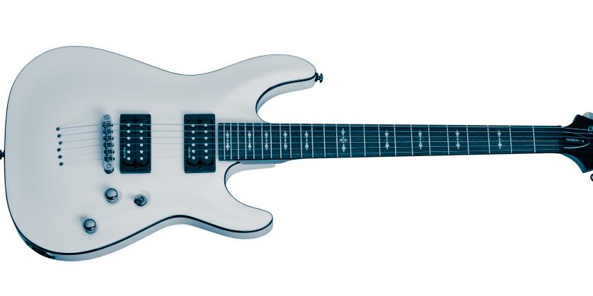 Schecter Omen-6 – gitara elektryczna