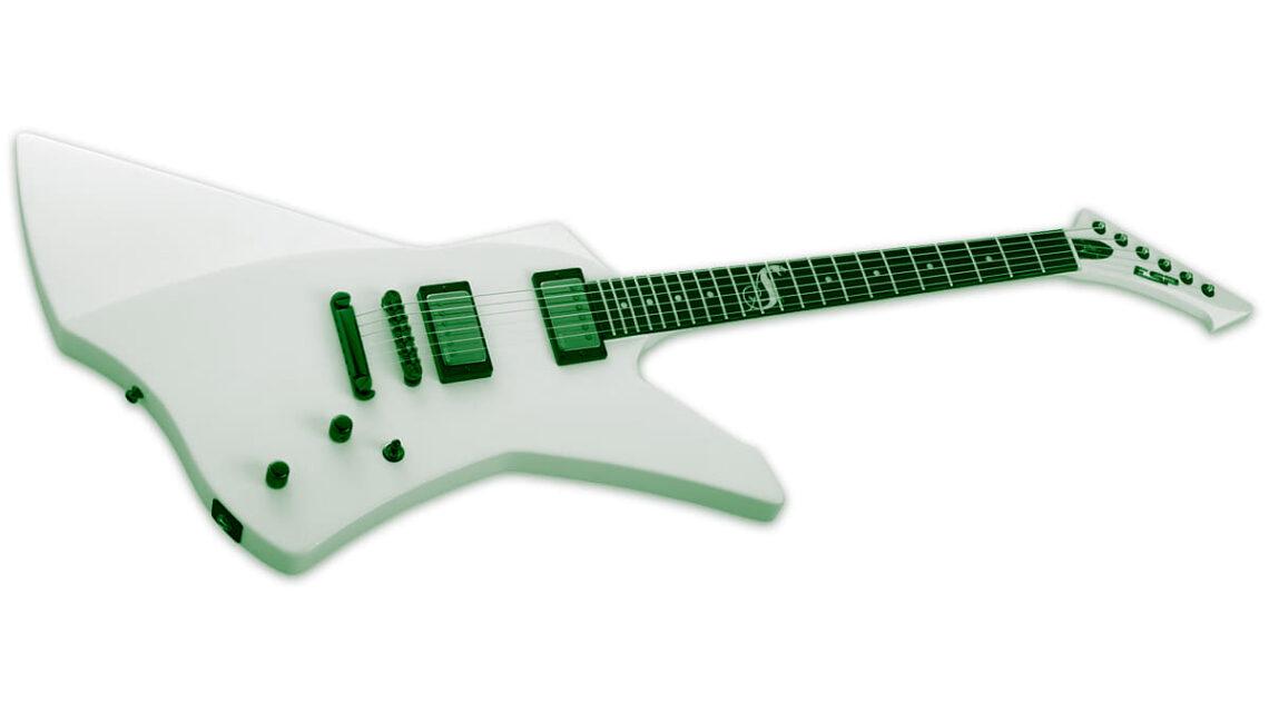 Nowe gitary ESP/LTD Jamesa Hetfielda i Kirka Hammetta