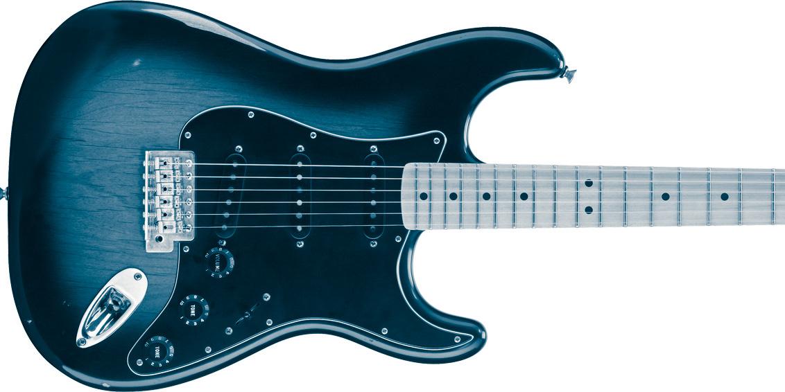 Fender – nowe modele z serii Road Worn